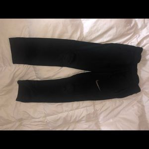 Boys size small Nike dry fit athletic pants